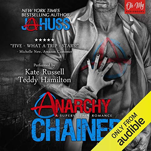 Couverture de Anarchy Chained