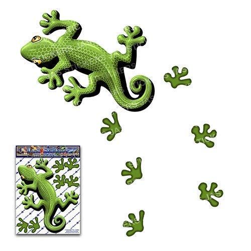 Picquic 44505 3 Multi-Driver Family Pack Gecko Green Opaque