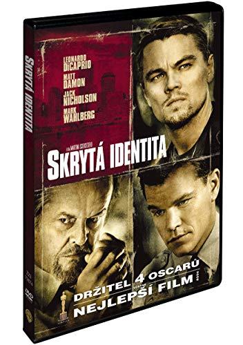 Skryta identita DVD / The Departed (tschechische version)