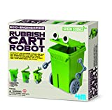 Construct Your Own Rubbish Bin Cart Robot - Robotic Science Set - Latest Educational - Science Toys & Games...