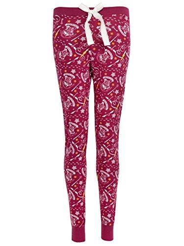 HARRY POTTER - Pantalones de Pijama para Mujer X-Small