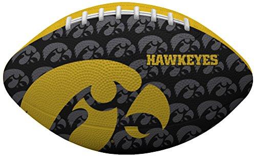 NCAA Gridiron Junior-Size Youth Football, Iowa Hawkeyes