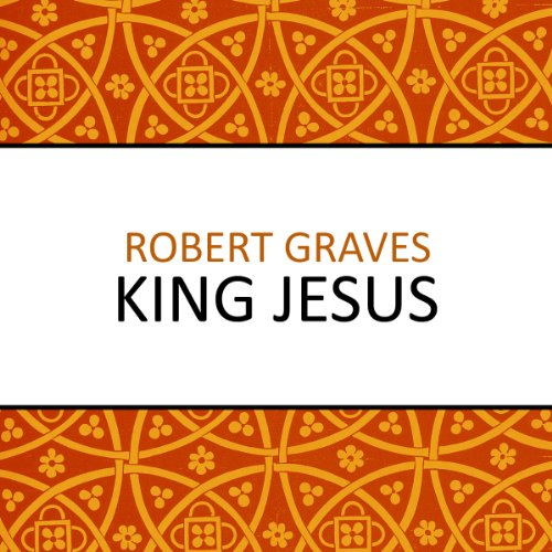 King Jesus audiobook cover art