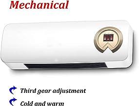 Calentador del hogar, vertical / de pared calentador eléctrico calentador de panel calefactor, resistente al agua de baño puede utilizar, 1000W control remoto Multi-Nivel de ajuste - Bajo consumo de e