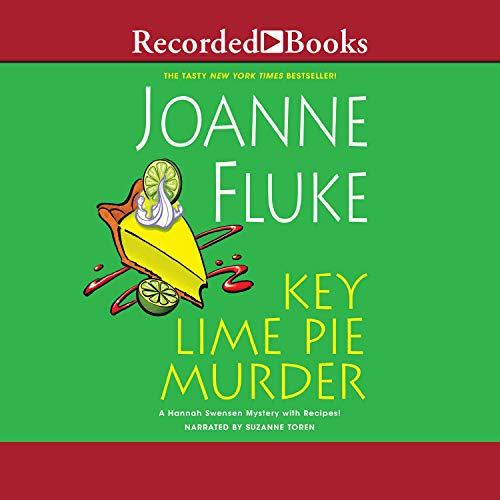 Key Lime Pie Murder cover art