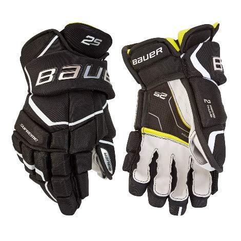 Bauer Handschuhe Supreme 2S Senior Größe 14 Zoll, Farbe schwarz/Weiss