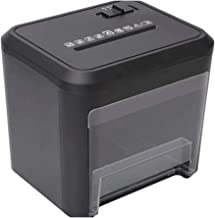 $212 » Shredder for Home/Office Shredder,Simple Operation/Quiet Operation Paper/a4 Paper/4×30mm/Electric Micro Cut/3.5 Litre Bin/...