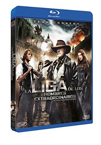 La Liga De Los Hombres Blu-Ray [Blu-ray]