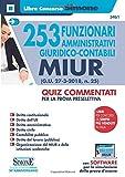 253 Funzionari Amministrativi Giuridico - Contabili MIUR: Quiz commentati