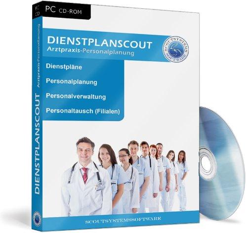 Dienstplanscout Arztpraxis, Personalplanung