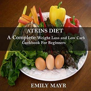 Atkins Diet audiobook cover art