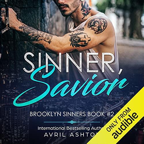 Sinner, Savior Titelbild