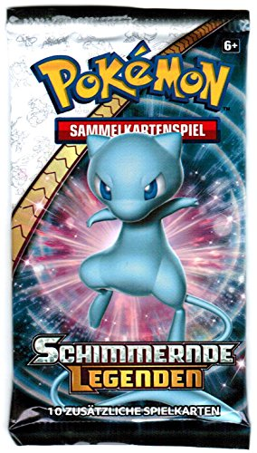 Pokemon - Schimmernde Legenden - 1 Booster