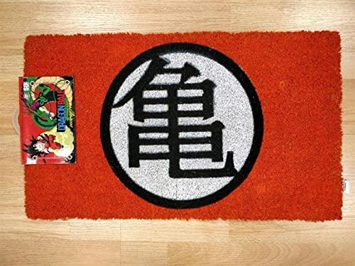 Felpudo Turtle Gym Doormat Dragon Ball...