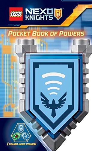 Preisvergleich Produktbild Forgione,  L: Pocket Book of Powers (LEGO Nexo Knights)