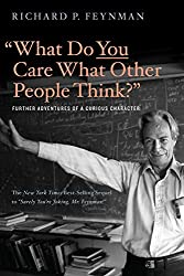 Cover of What Do You Care What Other People Think? by Richard P. Feynman
