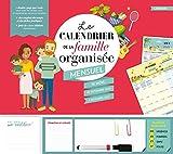 Le calendrier de la famille organisée mensuel 2021