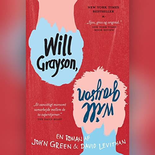 Will Grayson, Will Grayson cover art
