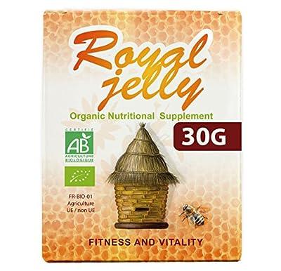Organic Royal Jelly - 30g
