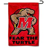College Flags & Banners Co. Maryland Terrapins Garden Flag