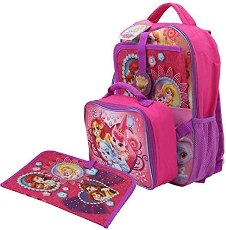 Disney Princess Palace Pets Backpack 3Piece Set
