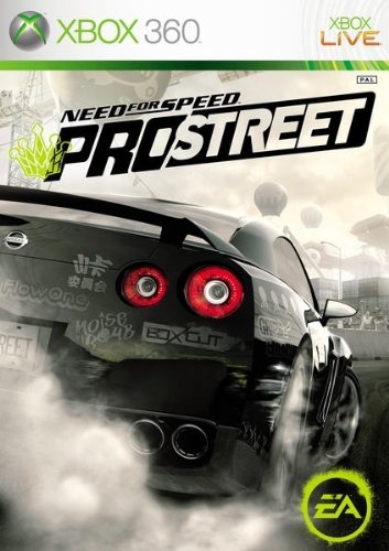 Electronic Arts Need for Speed ProStreet Classic, Xbox 360 - Juego (Xbox 360)