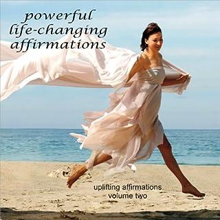 Uplifting Affirmations, Volume 2 audiobook cover art