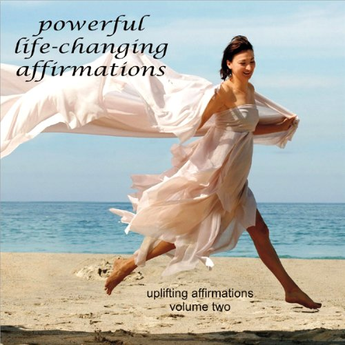 Uplifting Affirmations, Volume 2 audiobook cover art