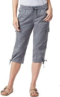 UNIONBAY Womens 21P8BTJ Devora Knit Waist Crop Casual Pants