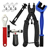 Veggicy Bike Tools Chain, Bike Tools Set for Chain Bike Link...