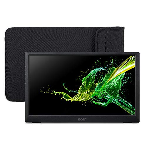 "Acer PM161Q bu Portable Monitor 15.6"" Full HD ..."