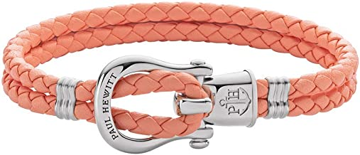 Amazon.es: pulsera grillete acero