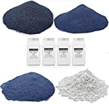 SACKORANGE 6 Pounds Rock Tumbler Refill Grit Media Kit, Abrasive Tumbling Kit for Stone Polisher - Compatible with Any Brand Rock Tumbler
