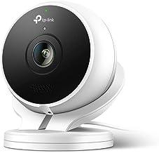 TP-link - Cámara de Vigilancia WiFi exterior/interior, Cámara IP Wifi 1080p, Premio IF de Diseño. Audio Bidireccional, Vis...