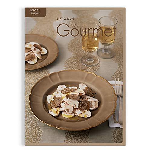 グルメカタログギフト Best Gourmet(ベストグルメ)<ピレネー> (包装済み/ノキアブラウン)|内祝い 結婚祝い 出産祝い プレゼント お洒落