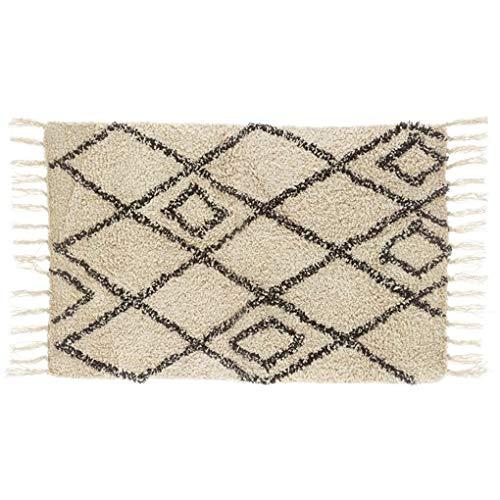 Sass & Belle Berber stijl diamanten Tufted tapijt