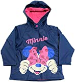 Western Chief Toddler Girls Disney Minnie Mouse Raincoat Jacket Minnie Dot Navy 4T