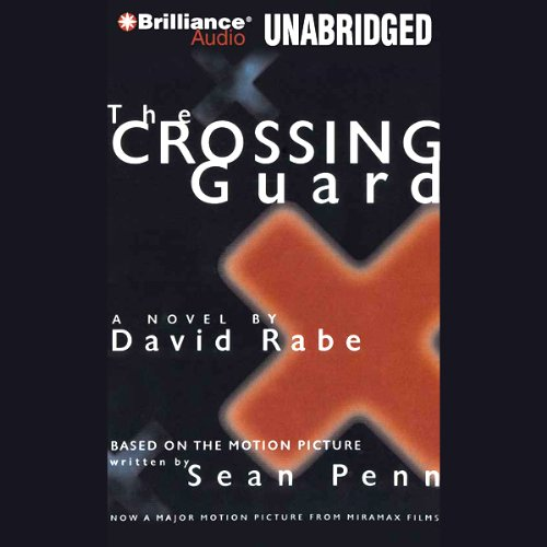 The Crossing Guard audiobook cover art