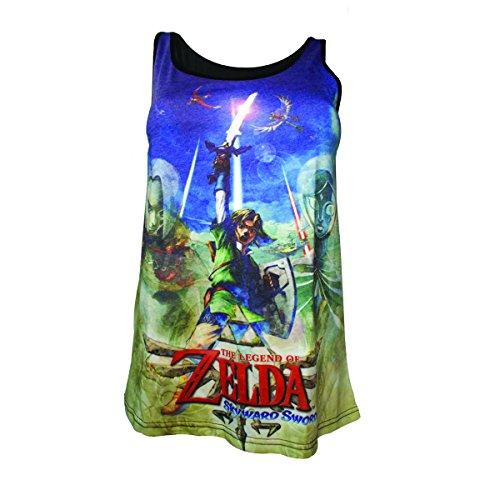 Zelda Skyward Sword Girl-Top multicolour S