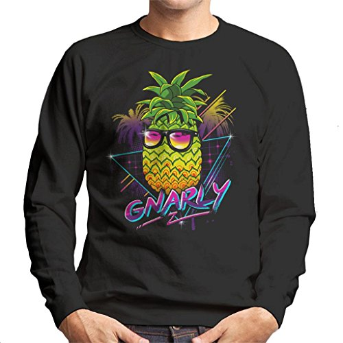 Cloud City 7 Gnarly Pineapple Sunglasses heren sweatshirt