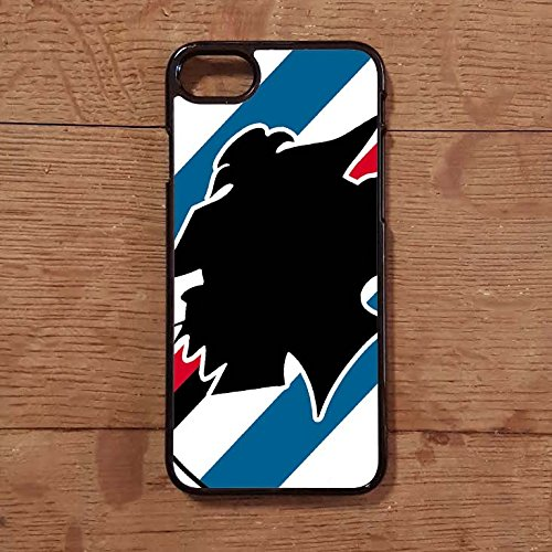 Lovelytiles Sampdoria Cover Calcio Serie A iPhone Apple Smartphone (iPhone 6 Plus)