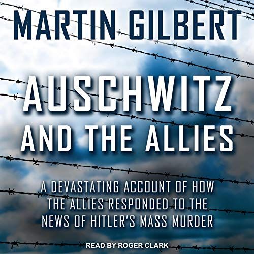 Auschwitz and the Allies cover art