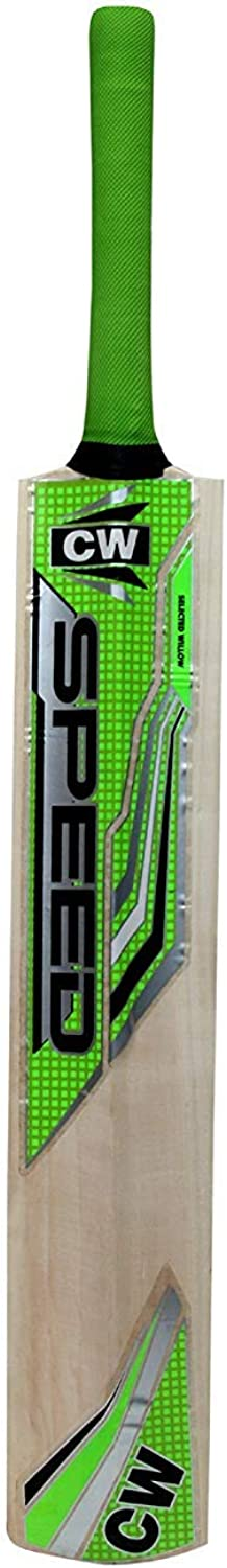 Tennis Cricket Bat Speed Kashmir Willow Full Size Adult Senior Boys with Cover Fast Delivery