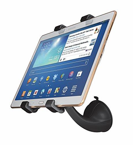 Trust 21815 Saugnapf-Halterung für 17,78 27,94 cm, (7 11 Zoll) Tablet schwarz