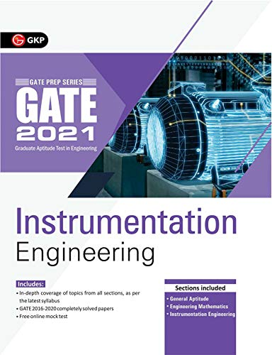 GATE Instrumentation Engineering Guide By GKP