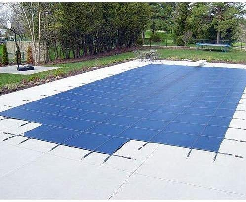Polarshield Deck A surprise price is realized Lock 18' x Fees free!! 36' Gre Safety Rectangle Mesh Cover