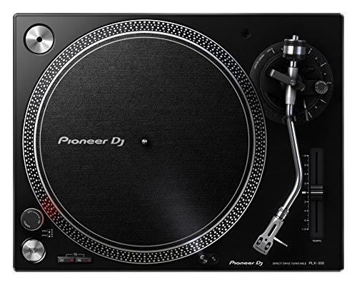 Pioneer PLX-500-K, Black (PLX500K)