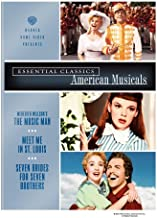 Essential Classics - American Musicals: (The Music Man / Meet Me in St. Louis / Seven Brides for Seven Brothers)