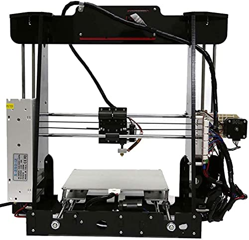 Macro 3D Resin Printer, With Auto Leveling, 2004 Smart Touch Screen, Large Print Size 8.66X8.66X9.44Inch, For Hobbyists And Home School, Gift