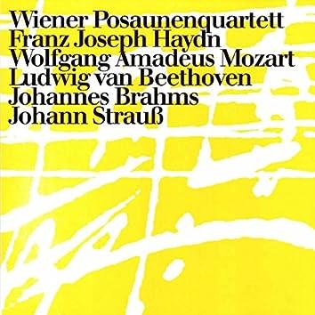 Wiener Posaunenquartett (Arr. for Trombone Quartet)